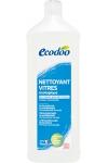 ЭКО Cредство для очистки стекол с эвкалиптовым маслом, ECODOO,1л