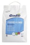 ЭКО Cтиральный порошок с МЫЛОМ ALEP  (для белого и цветного), ECODOO, 3кг