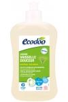 Cредство для мытья посуды с экстрактом алоэ вера, Экологическое/ ECODOO, 500 мл
