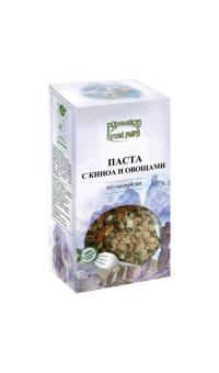 """Паста с киноа и овощами по-чилийски, """"Гурмайор"""", 210 г"""