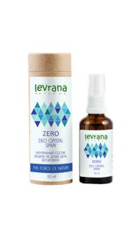 Дезодорант ZERO без аромата, Levrana, 50мл