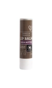 Бальзам для губ Ванильный с маслом ши, Urtekram, 4,8 г