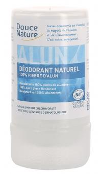 Квасцовый натуральный дезодорант,БИО/ Douce Nature, 120мл