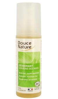 Дезодорант с натуральной индийской вербеной, БИО/Douce Nature 125мл