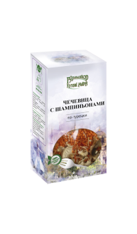 """Чечевица с шампиньонами по-турецки, """"Гурмайор"""", 210 г"""