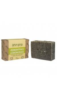 Мыло натуральное Лемонграсс, Levrana,100г