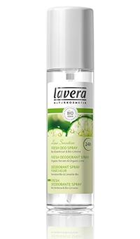 Роликовый БИО дезодорант «Сенсация лайма» Lavera (Германия), 50мл