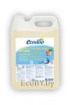 ЭКО Универсальное жидкое средство для стирки белья, ECODOO, в канистре. 5л= 20л, 160 стирок
