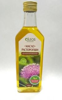 Масло Расторопши от российского производителя «OLEOS»: защита печени, лечение ЖКТ и мощная антиоскидантная защита организма.