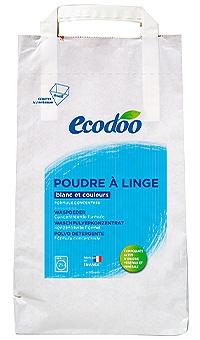 ЭКО Стиральный порошок с мылом Alep (для белого и цветного), ECODOO, 1,5кг