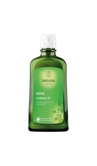 Березовое антицеллюлитное масло WELEDA, 200мл