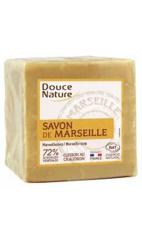 Органическое мыло «Марсельское» белое, Douce Nature,600г