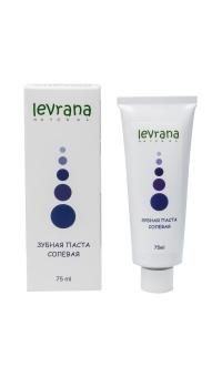 Зубная паста солевая, LEVRANA,  75 мл
