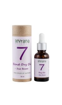 """Сухое масло """"7"""" для волос, 30 мл, Levrana"""