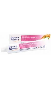Органическая Зубная паста для чувствительных десен, Douce Nature, 75 мл
