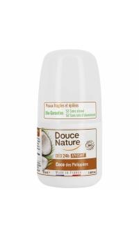 Органический Шариковый дезодорант Кокос, Douce Nature, 50 мл