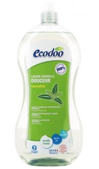 Cредство для мытья посуды с алоэ вера, Экологическое/ ECODOO, 1л