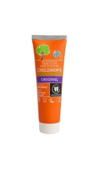 Детская органическая зубная паста. Urtekram, 75 мл