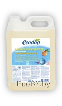ЭКО Универсальное жидкое средство для стирки белья, ECODOO, 5л= 20л
