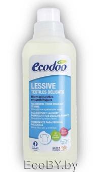 Экологическое Cредство для стирки деликатных тканей, ECODOO, 750 мл