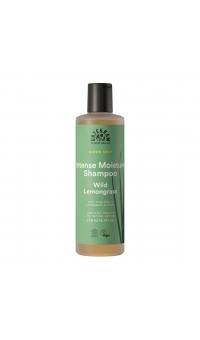 Шампунь для интенсивного увлажнения волос Дикий лемонграсс, Urtekram, 250 мл