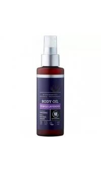 """Органическое масло для тела """"Пурпурная лаванда"""", URTEKRAM, 100 МЛ"""