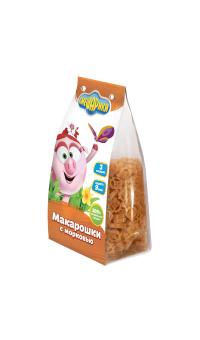"Макарошки с Морковью Смешарики, ""Гурмайор"", 250 г"