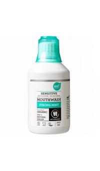 Ополаскиватель BIO9® для полости рта с сильным ароматом мяты (для чувствительных зубов), Urtekram, 300 мл