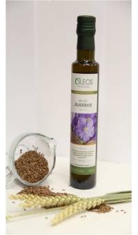 Льняное масло, Oleos, 250мл
