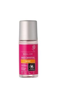 Шариковый дезодорант-кристалл Роза. Urtekram, 50 мл, про-во Дания.
