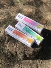 Переход на зубные пасты с натуральным составом